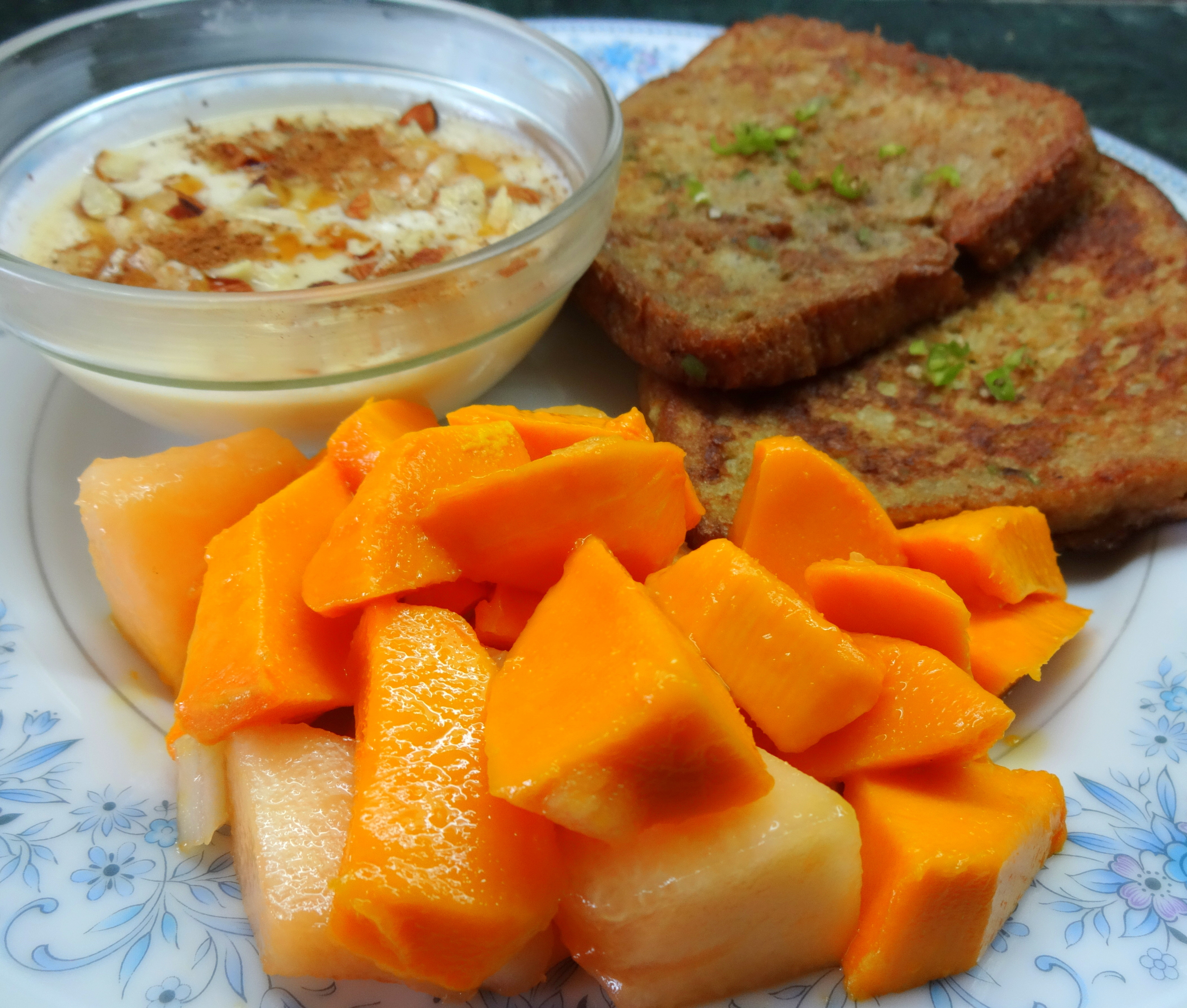 Mango French Toast Recipe From Trishas Southern Kitchen Youtbe