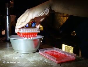 Constructing the Watermelon Caviar