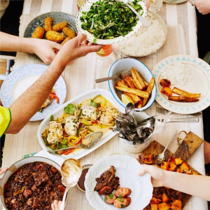 """Brazilian Feast"" by @jamieoliver"