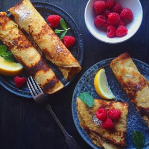 """Pancake Memories"" by @mrsmettedam"
